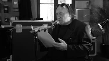 Gérard Depardieu chante du Barbara