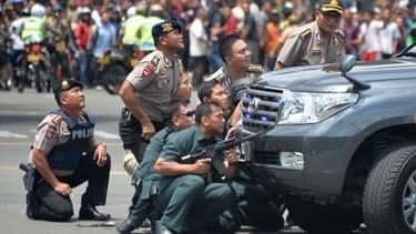 Le gouvernement indonésien a prévenu Ottawa qu'un ressortissant canadien avait été tué jeudi à Jakarta dans des attentats suicides - Jeudi 14 janvier 2016