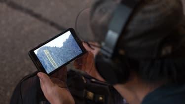 Le malware qui s'attaquait aux iPhone a été détruit (photo d'illustration).