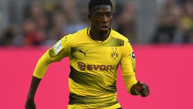 Ousmane Dembélé est encore au Borussia.
