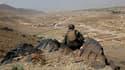 Soldat de la légion étrangère française lors d'une patrouille dans la province de Kaboul, en octobre dernier. Lors d'un discours devant la Conférence annuelle des ambassadeurs réunie à Paris, Nicolas Sarkozy a répété que le contingent français resterait e