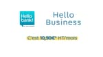Hello Business : la nouvelle offre de Hello bank!, pour les professionnels !