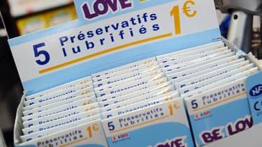 Des préservatifs (Photo d'illustration).