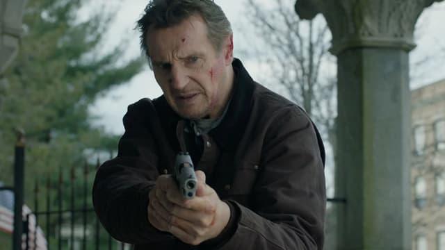 """Liam Neeson dans le film d'action """"The Good Criminal"""""""