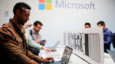 """Microsoft a répondu que le rapport néerlandais ne """"reflétait pas avec exactitude"""" la manière dont Windows 10 gère les données personnelles."""