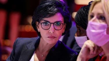 Rachida Dati, maire LR du VIIe arrondissement de Paris.
