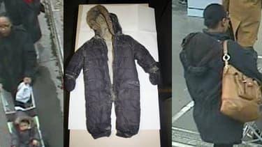 Photographies de la police judiciaire de Lille montrant la femme recherchée dans cette affaire.