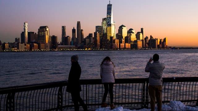 New York a attiré 60,3 millions de visiteurs en 2016.