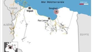 UN FRANÇAIS TUÉ PAR BALLE À BENGHAZI EN LIBYE