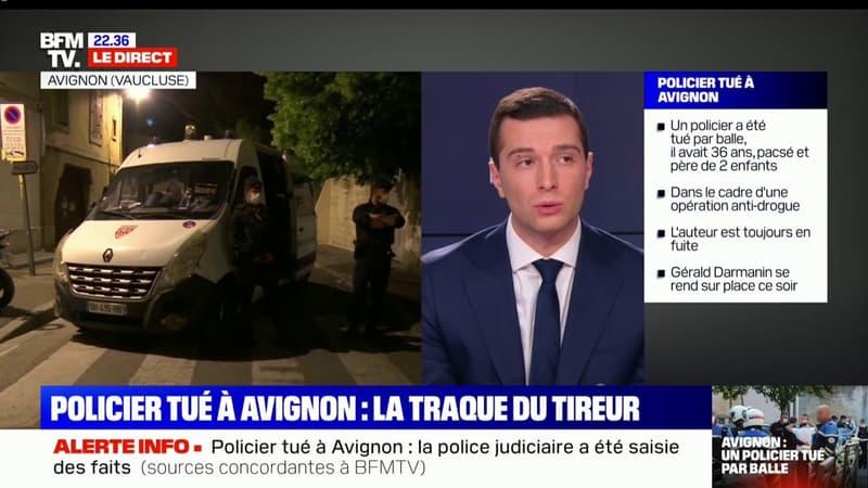 """Jordan Bardella """"préfèrerait"""" qu'Éric Dupond-Moretti """"soit le ministre des victimes"""""""