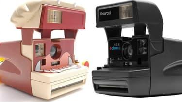 Les Polaroid seront à la mode pour Noël