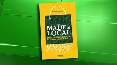 """""""Made in local"""", de Raphaël Souchier (éditions Eyrolles)"""