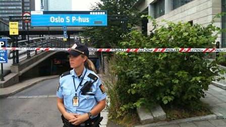 """Une partie de la gare centrale d'Oslo a été évacuée mercredi matin en raison d'une valise abandonnée dans un bus, mais l'alerte a été levée après l'inspection du bagage suspect, a annoncé la police norvégienne. """"Cela n'a rien à voir avec l'affaire de vend"""