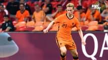 """Euro 2020 : """"On dirait Modric"""", Diaz déclare sa flamme à De Jong"""