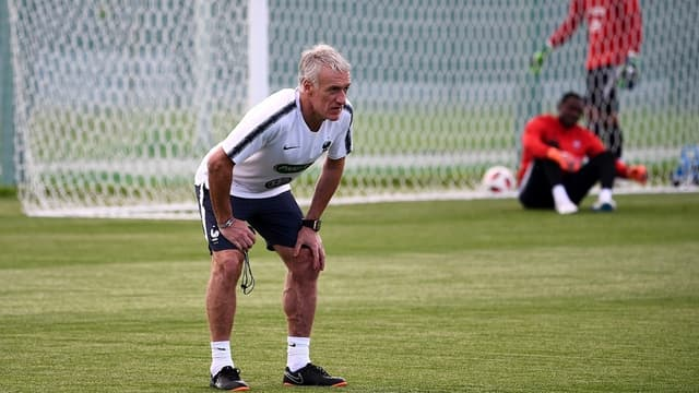 Didier Deschamps veut garder le secret de sa tactique