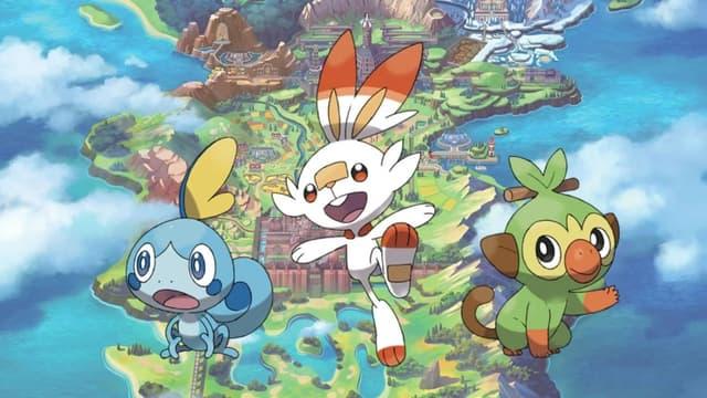 Pokémon Epée et Bouclier est disponible ce vendredi 15 novembre