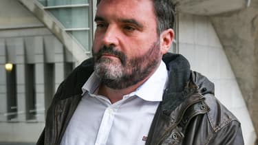 Le médecin anesthésiste Frédéric Péchier le 12 juin 2019 au tribunal de Besançon