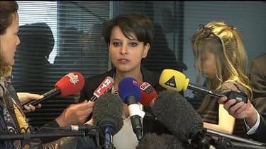"""La réforme du collège """"se fera car elle est indispensable"""", déclare Vallaud-Belkacem"""