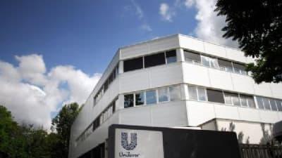 Unilever enregistre une bonne année 2012