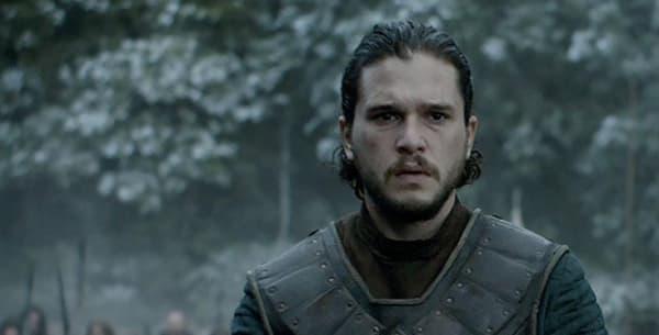 "Kit Harington dans ""Game of Thrones"""