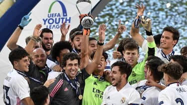 Le Real Madrid, vainqueur de la Youth League 2019-2020