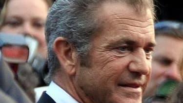 Mel Gibson, au festival de cannes en 2011