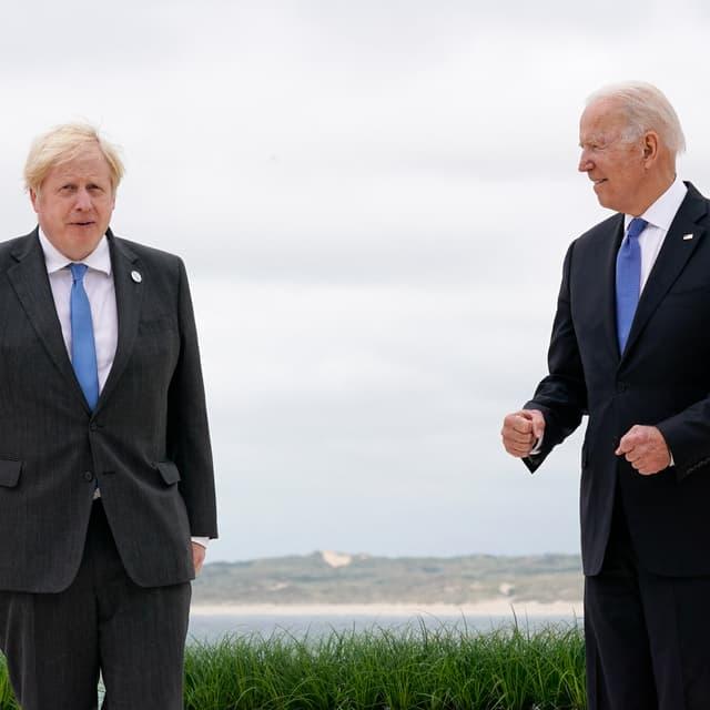 Afghanistan: Biden et Johnson organiseront un G7 virtuel la semaine prochaine