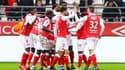 Les joueurs de Reims