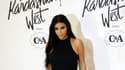 Kim Kardashian à Sao Paulo le lundi 11 mai afin de promouvoir sa ligne de vêtements pour C&A.