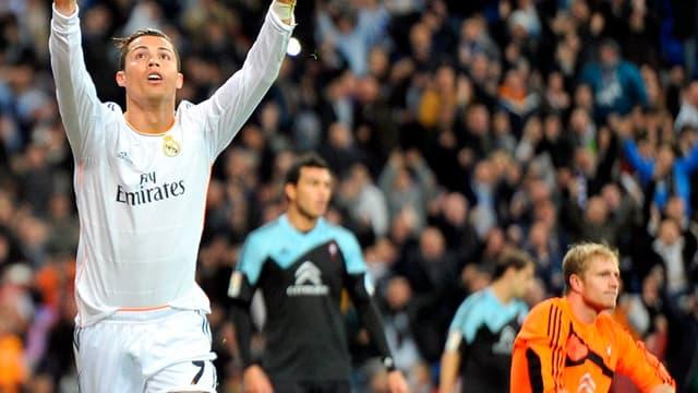 Cristiano Ronaldo, auteur d'un doublé