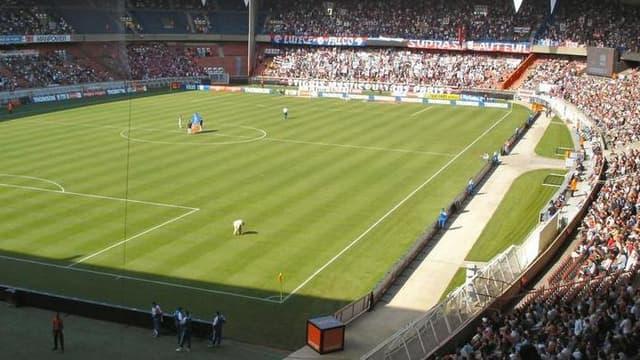 Le Parc des Princes, devrait être rénové d'ici l'Euro 2016