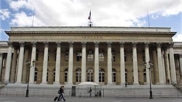 La Bourse de Paris repart de l'avant mercredi