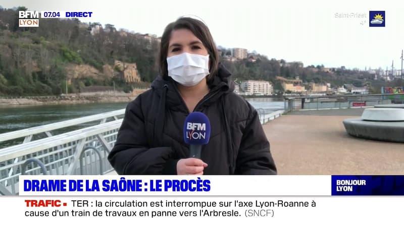 Drame de la Saône: le procès s'ouvre ce mardi