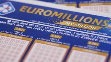 Euromillions (illustration)
