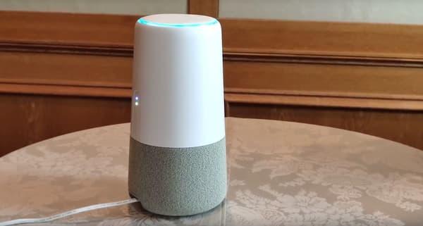 L'enceinte AI Cube de Huawei