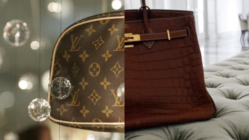 LVMH est monté discrètement au capital de Hermès, qui s'insurge de ce qu'il considère comme une tentative de prise de contrôle.