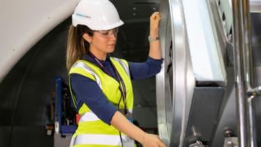 Chez le fabricant d'éoliennes Siemens Gamesa, la MRS (méthode de recrutement par simulation) permet notamment de féminiser les équipes.