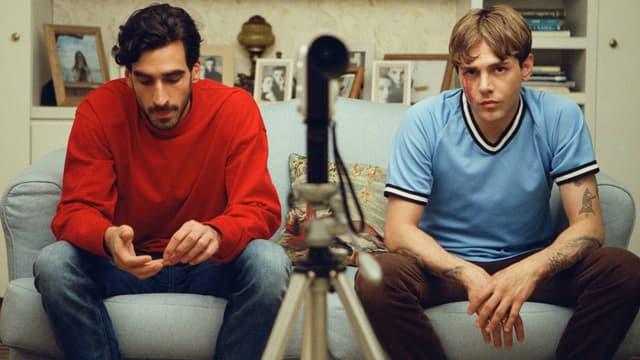 Matthias et Maxime de Xavier Dolan