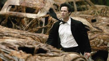"""Keanu Reeves dans le film """"Constantine"""" (2005)"""