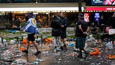 L'état des rues à Londres