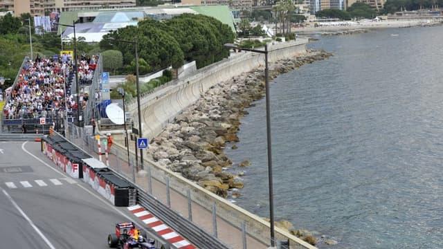 Une menace plane sur le Grand Prix de F1 de Monaco