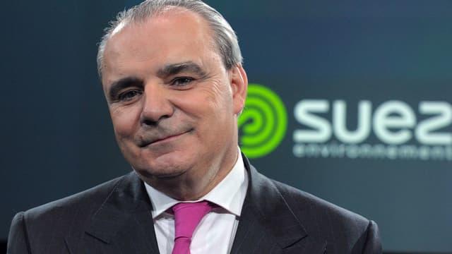 Le directeur général de Suez Jean-Louis Chaussade a réussi son pari en rachetant la filiale eau de General Electric.