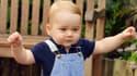 Le prince George fait ses premiers pas et fête son preùier anniversaire, mardi 22 juillet 2014.