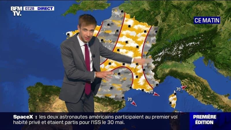 La météo pour ce lundi 3 août 2020