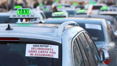 Pour Uber, le problème repose aussi sur la loi Thévenoud qui vise à encadrer les VTC et dont se prévalaient les demandeurs.