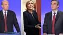 Qui de Alain Juppé ou François Fillon est le plus susceptible de battre Marine Le Pen si elle arrivait au second tour?