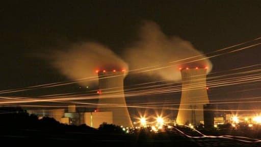 Les 58 centrales nucléaires françaises ont produit moins d'électricité en 2013 que l'année précédente.