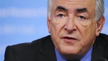 Le socialiste Jean-Marie Le Guen, proche de Dominique Strauss-Kahn, a dénoncé samedi une campagne délibérée contre la personnalité du directeur général du Fonds monétaire international, orchestrée selon lui par l'Elysée. /Photo prise le 14 avril 2011/REUT