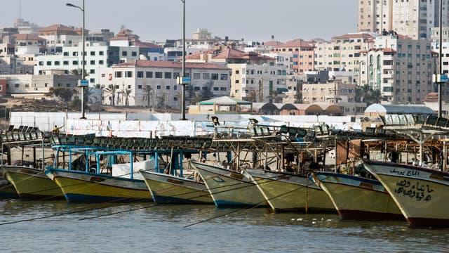 Les pêcheurs palestiniens vont pouvoir à nouveau aller chercher leurs poissons au large de la bande, à condition de rester à moins de trois miles nautiques de la côte. C'est l'une des rares avancées des négociations.