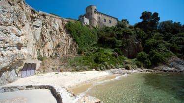 Fort de Brégançon.